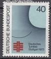 Bund Mi. Nr. 763 ** Turnfest 1973