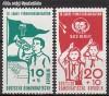 DDR Mi. Nr. 645 - 646 ** Pionierorganisation