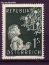 �sterreich Mi. Nr. 994 Weihnachten 1953 **