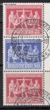 Gemeinschaftsausgaben 1948 Zusammendruck S Zd 2 o