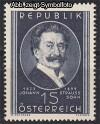 �sterreich Mi. Nr. 934 Johann Strau� 1949 **
