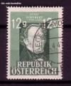 �sterreich Mi. Nr. 801 Franz Schubert o