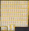Bund Automatensatz 0,10 - 8,00 DM komplett ** in 10 er Stufen