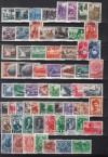 Sowjetunion Qualit�tslot komplette Ausgaben 1949 o  ( S 1432 )