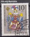 Bund Mi. Nr. 655 o Weihnachten 1970