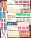 Niederlande Lot 10 verschiedene Markenheftchen ** ( S 1019 )