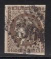 Frankreich Mi. Nr. 42 a o Cereskopf 30 C