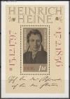 DDR Block 37 ** Heinrich Heine