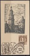 Kriegsgefangenenlagerpost Woldenberg Ansichtspostkarte AP 15