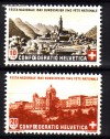 Schweiz Mi. Nr. 420 - 421 Pro Patria 1943 **