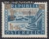 �sterreich Mi. Nr. 983 Gewerkschaftsbewegung 1953 **