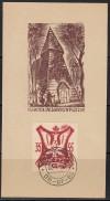 Kriegsgefangenenlagerpost Woldenberg Ansichtspostkarte AP 30