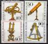 Bund Mi. Nr. 1090 - 1093 ** Opt. Instrumente