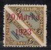 Estland Mi. Nr. 44 A * Doppelst�ck gez�hnt
