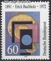 Bund Mi. Nr. 1493 ** Erich Buchholz