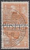 Zusammendruck Berliner Bauten 1949 Zd - Mi. SK 2 o