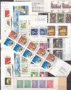 Nordeuropa Lot 10 verschiedene Markenheftchen ** ( S 1033 )