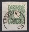 AD Sachsen Mi. Nr. 14 Briefst�ck 3 Pf o