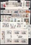 Tschechoslawakei Jahrgang 1987 ** komplett  ( S 1547 )