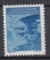 Liechtenstein Mi. Nr. 145 y ** Adler 30 Rp