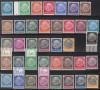 DR alle 3 Hindenburgserien ** komplett (Mi. 467-73,482-95,512-28)