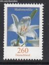 Bund Mi. Nr. 3207  Blumen Madonnenlilie **
