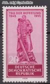 DDR Mi. Nr. 463 ** Ehrendenkmal f. d. gefallenen Soldaten