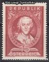 �sterreich Mi. Nr. 965 Schmidt 1951 **