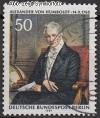 Berlin 1969 Mi. Nr. 346 o Freiherr von Humboldt