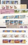Westeuropa Lot 9 verschiedene Markenheftchen ** ( S 1038 )