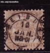 AD Staaten Baden Mi. Nr. 20 b o Wappen 9 Kreuzer
