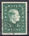 Liechtenstein Rarit�t Mi. Nr. 185 o andere Farbe gr�n