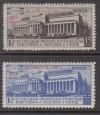 Sowjetunion Mi. Nr.427 - 428 **  Briefmarkenausstellung 1933