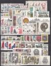 Tschechoslowakei Lot ** kompletter Ausgaben aus 1970 - 71 ( S 2287 )