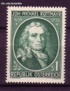 �sterreich Mi. Nr. 1007 Rottmayr 1954 **
