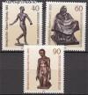 Berlin 1981 Mi. Nr. 655 - 657 ** Skulpturen