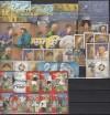 �sterreich Blockmarken u.KB - Zdr. aus 2002 bis 2004 **