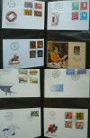 Schweiz FDC Sammlung 1979 - 1993 zum Schnäppchenpreis ( L 156 )