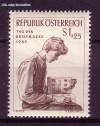 �sterreich Mi. Nr. 1023 Tag der Briefmarke 1955 **