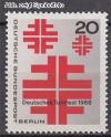 Berlin 1968 Mi. Nr. 321 ** Deutsches Turnfest