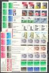 Niederlande Lot 11 verschiedene Markenheftchen ** ( S 941 )