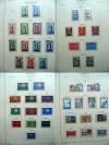 EUROPA CEPT Luxus Sammlung 1956 - 1982 komplett in LT Alben