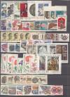 Tschechoslawakei Lot kompletter Auagaben 1973 ** ( S 1593 )