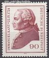 Bund Mi. Nr. 806 ** Immanuel Kant