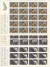 Liechtenstein Kleinbogen Mi. Nr. 1093 - 1095 ** Mineralien