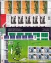Schweiz 7 verschiedene Kleinbogen 2008 ** ( S 2184 )