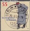 Bund Mi. Nr. 2559 o 100 Jahre &Hauptmann von K�penick&