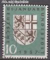 Bund Mi. Nr. 249 o Eingliederung des Saarlandes