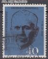 Bund Mi. Nr. 344 o George C. Marshall