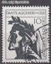 Bund Mi. Nr. 693 o Dante Alighieri